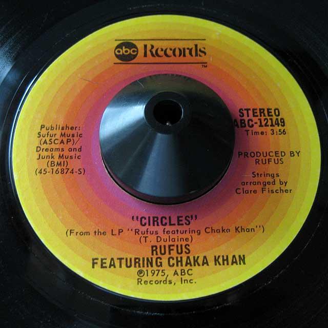 Rufus feat. Chaka Khan - Circles